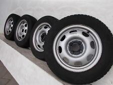 4x Stahlräder Kompletträder 6N0601025A SEAT AROSA 6H 6HS VW LUPO 6X VW POLO 6N