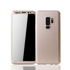 Samsung Galaxy S9 Plus funda de Móvil carcasa Protección 360 Full-cover