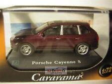 PORSCHE CAYENNE S Cararama  1/72 017100-01