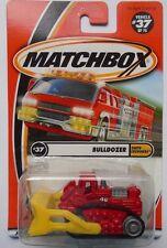 Matchbox 2001 EARTH CRUNCHERS Bulldozer 37/75