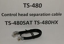 Kenwood TS-480 TS-480SAT TS-480HX Remote Head separation extension cable 11""