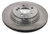 2x Bremsscheibe für Bremsanlage Hinterachse FEBI BILSTEIN 26405