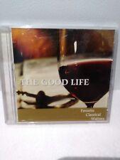 THE GOOD LIFE FAVORITE CLASSICAL WALTZES CD PLATINUM 2004 CHOPIN BRAHMS STRAUSS