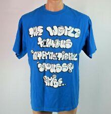 Vtg 90s Stussy Surf Skate THE WORLD FAMOUS INT. STUSSY TRIBE Logo T-Shirt Sz XL