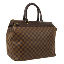 LOUIS VUITTON NEO GREENWICH TRAVEL HAND BAG AR1005 DAMIER EBENE N41163 S09846