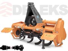 Zappatrice per trattore 135cm Fresa serie LEGGERA -DELEKS fresatrice Coltivatore