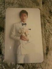 Beast doo joon midnight sun limited ed official Photocard  Card Kpop K-pop