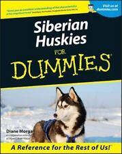 Siberian Huskies For Dummies Morgan, Diane Paperback