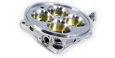 Accufab 4-Barrel 4500 Polished Throttle Body Quad Four Barrel NEW 4B-4500POL