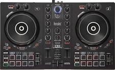 Hercules DJ CONTROL INPULSE 300 8-Pad DJ Controller w/Built-in Serato Sound Card