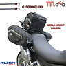 MOTO 2 HUGE 44-60 LITRE PANNIER MOTORBIKE SPORTS LUGGAGE TRAVELING STORAGE BAGS