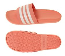 Adidas Women Adilette CF 3S Slipper Training Shoes Pink Beach Sandales B43528