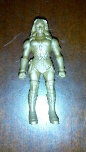 2016 Mattel/DC/Mighty Minis- BATMAN v SUPERMAN (SERIES 2): Bronze Wonder Woman