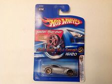 Hot Wheels Ford Shelby GR-1 Concept with FTE wheels! FREE  shipping! 2005