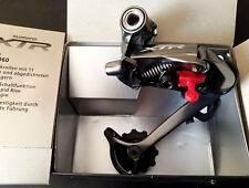 NOS Shimano XTR RD-M960 Rapidrise Rear 9-Speed Derailleur Long Cage *RARE