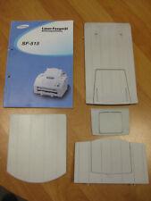 Samsung SF-515 FAX Bedienungsanleitung und Teile