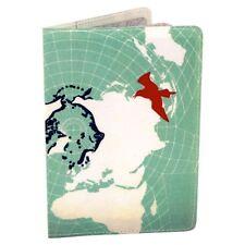 "Passport holder ""Blue Bird"""