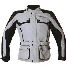 RICHA Textile jacket - ADVENTURE style Grey MOTORCYCLE JACKET Size S Only