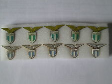 lotto 10 pins lot SS LAZIO FC club spilla football calcio badge pins spille