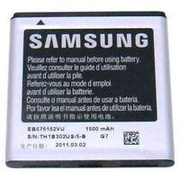 SAMSUNG EB575152VU ORIGINAL REPLACEMENT BATTERY FOR i9000 GALAXY S 1500mAh