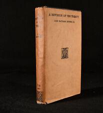 1922 A Revision of the Treaty John Maynard Keynes Economics First Edition Sca...