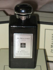 JO MALONE OUD & BERGAMOT EAU DE PARFUME 100 ML 3,4 FL OZ UNISEX 100% AUTHENTIC