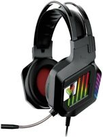 Stereo Gaming Headset for PS4 PC Xbox One Controller Noise Cancelling Over Ear H