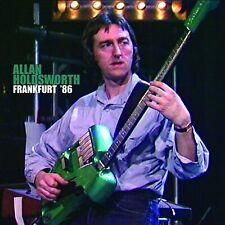 ALLAN HOLDSWORTH FRANKFURT '86 CD/ DVD ALBUM NEW (5TH JUNE)