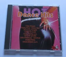 HOT Dance Hits CD DJ 's at work il HARROW P. LION Savage JOE YELLOW RADIORAMA