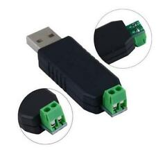 USB to RS485 USB-485 Converter Adapter Support Win7 XP Vista Linux Mac OS DT