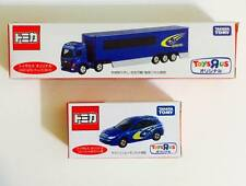 Takara Tomy Tomica SUBARU WORLD RALLY TEAM ( Set of 2 ) - Hot Pick