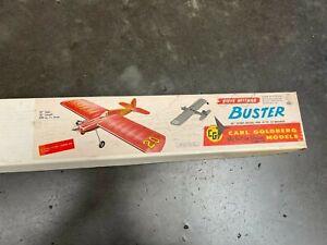 Carl Goldberg's The BUSTER Stunt Model Airplane kit