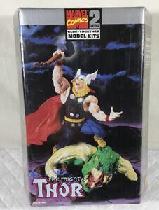 Marvel Comics The Might Thor Together Model Kits Toy Biz  Level 2