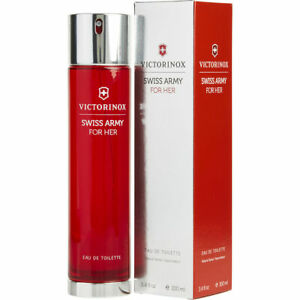 Swiss Army by Victorinox 3.4 oz EDT Spray Perfume for Women New in Box