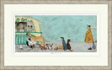 Waiting For Mr Cool - Limited Edition Print by Sam Toft