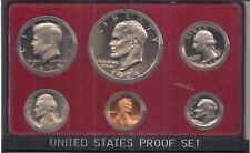 1974 United States Proof Set, San Francisco Mint, In Original Presentation Case.