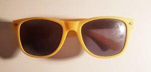 Sonnenbrille ADAC young generation Gelber Rahmen Gläser Herren und Damen Brille