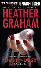 Heather Graham....Dust to Dust...8 cd's unabridged audio
