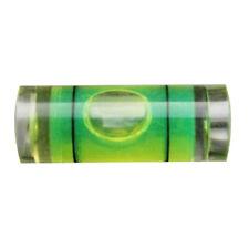 4Pcs 9.5mm(D)X25mm Acrylic Tube Bubble Spirit Level Vial 3/8 inch 9.5mm Dia L9H3