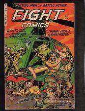 Fight Comics #83 ~ pre-code war ~ 1952 (3.0) WH