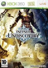 Infinite Undiscovery   XBOX 360  nuovo!!