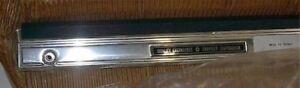 NOS Mopar 1980-1983 Dodge Mirada Chrysler Cordoba Imperial Door Sill Plate trim