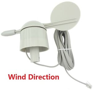 Wind Direction Sensor Part for WH Series Wireless Weather Station