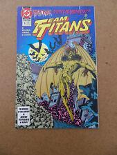 Team Titans 9 . DC 1993 . VF