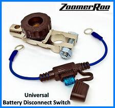 LAND Rover Batteria isolante tagliate Switch + fusibile collegamento-smettere di consumo di batteria
