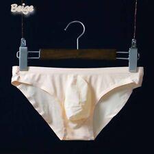 Mens Underwear Boxer Briefs Men Bulge Pouch Elastic Cotton Shorts Seamless
