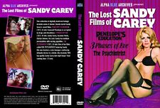 THE LOST FILMS OF SANDEY CAREY--THREE FILM COLLECTION