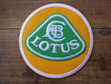 A081 ECUSSON PATCH THERMOCOLLANT aufnaher toppa LOTUS seven exige f1 cortina