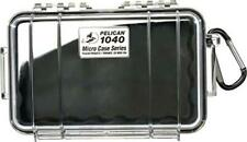 Pelican 1040 Micro Case (Black/Clear),  Assorted Colors , Styles