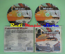 CD TRAVELLING MUSIC compilation 2008 JOHNNY CASH KENNY ROGERS BARRY WHITE (C29)
